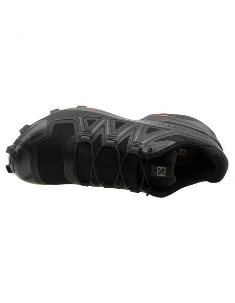 SALOMON Кроссовки женские SPEEDCROSS 5 Black/Black/Phantom Артикул: L40684900