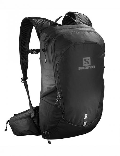 SALOMON Рюкзак TRAILBLAZER 20 Black/Black Артикул: LC1048400