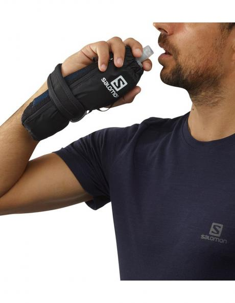 SALOMON Бутылка на руку PULSE Black Артикул: LC1304900