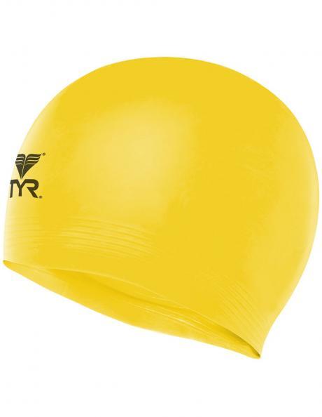 TYR Шапочка для плавания Latex Swim Cap Артикул: LCL