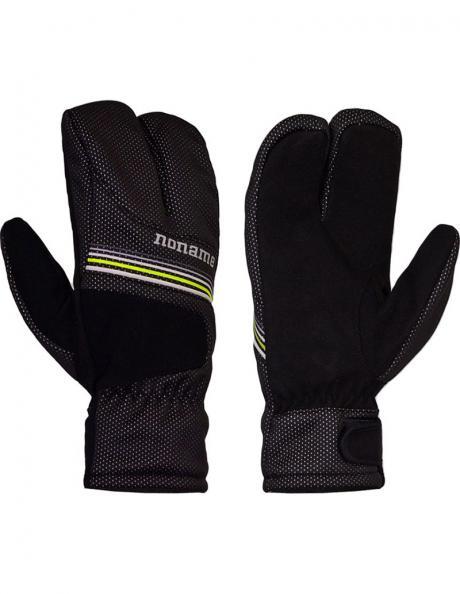 NONAME Лыжные перчатки LIGHT LOBSTER GLOVES 19 Black Артикул: LIGHT LOBSTER 19