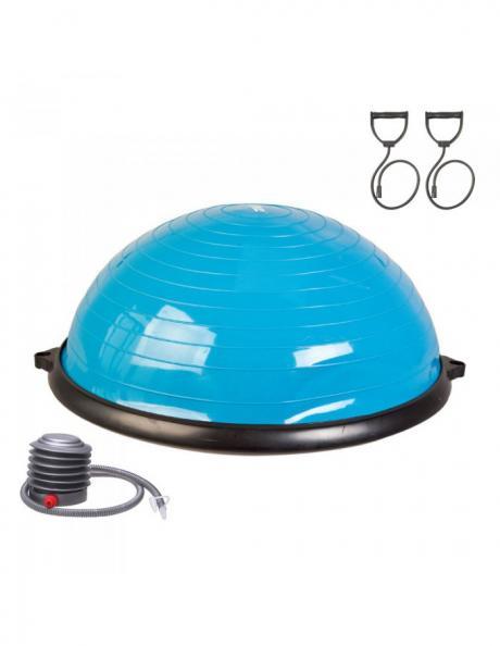 LIVEUP Полусфера балансировочная BOSU BALL 63 см Артикул: LS3570