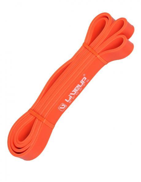 LIVEUP Эспандер-петля LATEX LOOP LIGHT Orange 208 см Артикул: LS3650-2080Lo
