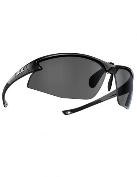 BLIZ Спортивные очки MOTION Metallic Black Артикул: 9060-10