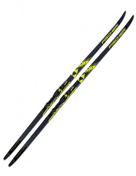 FISCHER Лыжи TWIN SKIN CARBON MED IFP Артикул: N18817