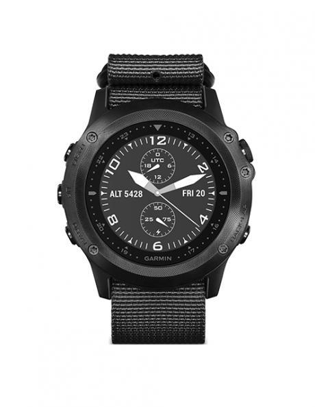 GARMIN Тактические защищенные часы с GPS TACTIX Bravo Black Артикул: 010-01338-0B