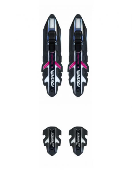 ROTTEFELLA Крепления (вкручиваемые) XCELERATOR ROLLERSKI 2.0 CLASSIC Артикул: 10200205