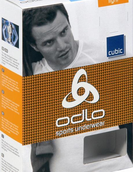 ODLO Кальсоны 3/4 мужские CUBIC Артикул: 140362