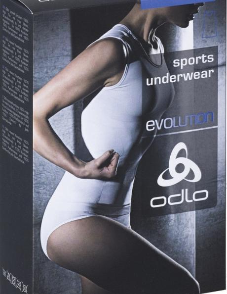 ODLO Футболка с коротким рукавом женская EVOLUTION COOL Артикул: 182001
