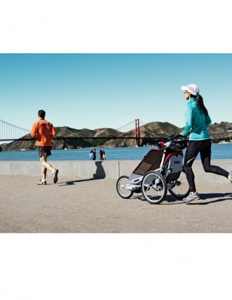 THULE Набор (Kit) спортивной коляски для THULE CX1 Артикул: 20100157