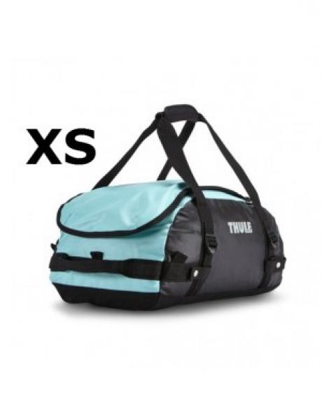 THULE Туристическая сумка-баул Chasm XS, 27л, серый (Mist) Артикул: 201200