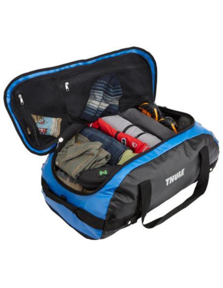 202500 Туристическая сумка-баул Thule Chasm, M, 70л., оранжевый (Zinnia) Артикул: 202500