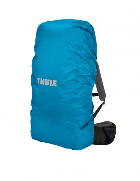 THULE Влагозащитный чехол для рюкзака 55-74л Rain Cover THULE Blue, голубой Артикул: 208200