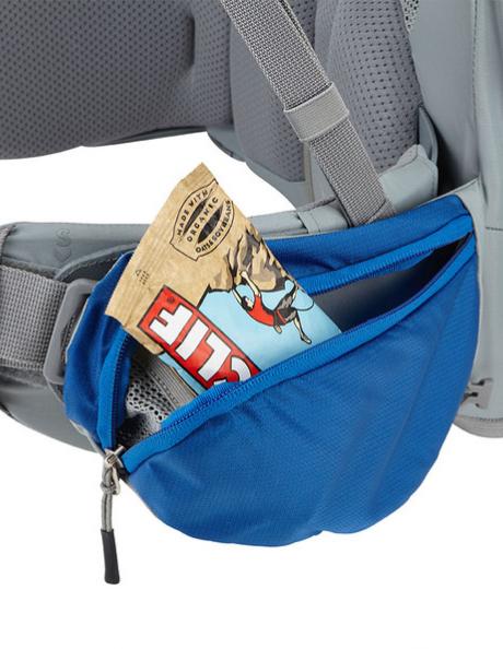 210105 Рюкзак для переноски детей Sapling Elite Child Carrier - Slate/Cobalt Артикул: 210105