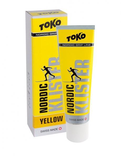 TOKO Клистер NORDIC желтый (0/-2), 55 г Артикул: 4040-00310-1037