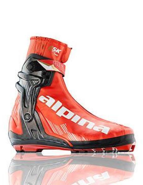 21b4826d7b97 ALPINA Лыжные ботинки ESK PRO, артикул 5019-1, цвет красный, цена 10 ...