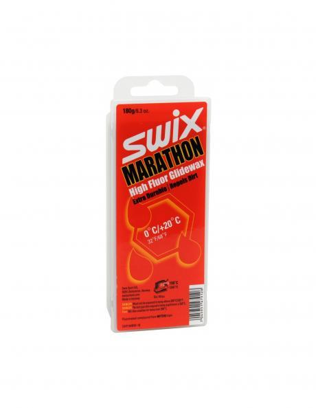 SWIX Мазь скольжения DHF104BW WHITE MARATHON (0...+20), 180 г Артикул: DHF104BW-18