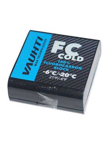 VAUHTI Прессовка фторовая FC COLD (-6/-20), 20 г Артикул: FCBC