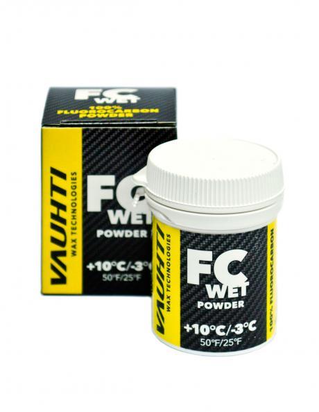 VAUHTI Порошок FC POWDER WET (+10/-3), 30 г Артикул: FCPW
