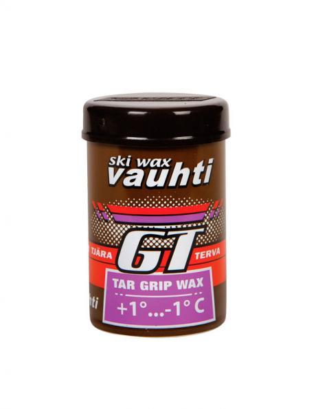 VAUHTI Мазь держания смоляная GT TAR 1 (+1/-1), 45 г Артикул: GT610