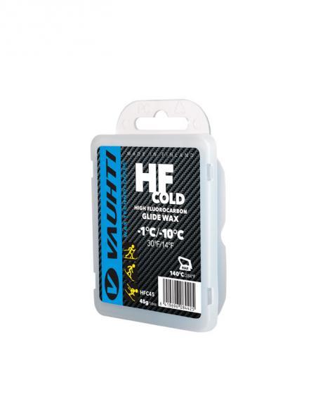 VAUHTI Парафин высокофтористый HF COLD (-1/-10), 45 г Артикул: EV332-HFC45