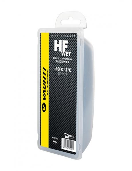 VAUHTI Парафин высокофтористый HF WET (+10/-1), 180 г Артикул: HFW180