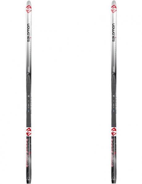 SALOMON Лыжи SNOWSCAPE 7 WHITE/BLACK Артикул: L35534600