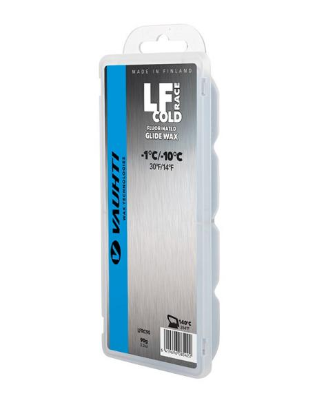 VAUHTI Парафин низкофтористый LF RACE COLD (-1/-10), 90 г Артикул: 344-LFRC90