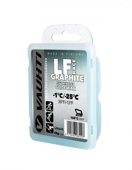 VAUHTIПарафиннизкофтористыйLFRACEGRAPHITE(-1/-25),45г Артикул: LFRG45