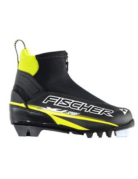 FISCHER Лыжные ботинки XJ SPRINT Артикул: S05311