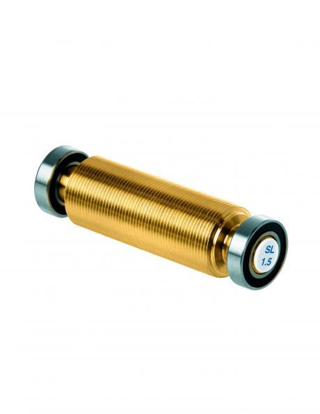 SWIX Медный ролик с левой винтовой структурой 1.5 мм Артикул: T0423150SL
