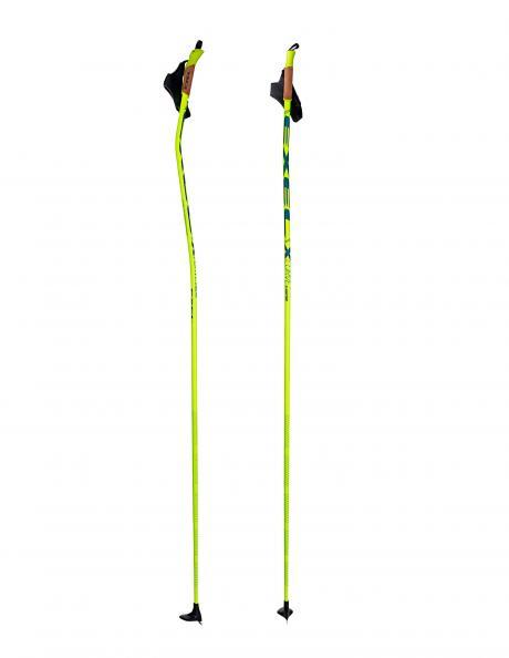 EXEL Лыжные палки X-CURVE X-HS100 GREEN/BLUE Артикул: XCC15002