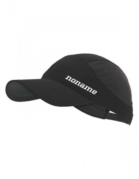NONAME Кепка RACE CAP BLACK, черный Артикул: 240817-3