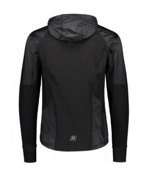 NONAME Куртка с капюшоном WINDRUNNER JACKET UX ветрозащитная, черный Артикул: 100219-1