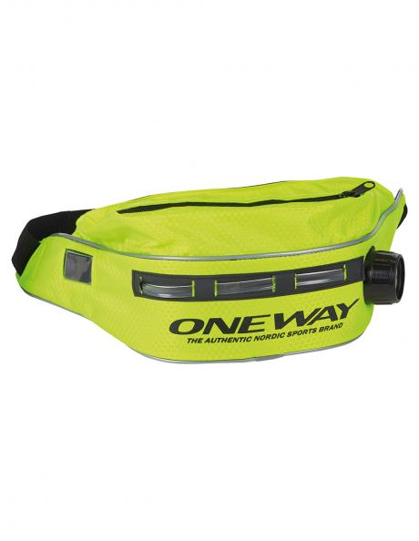 ONE WAY Термос-подсумок THERMO LED 0,9L YELLOW/BLACK Артикул: OZ10318
