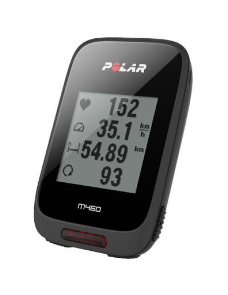 POLAR Пульсометр-велокомпьютер M460 HR (H10) Артикул: 90064872