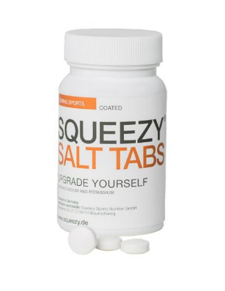 SQUEEZY Солевые таблетки SALT TABS 100 шт. Артикул: PU0049