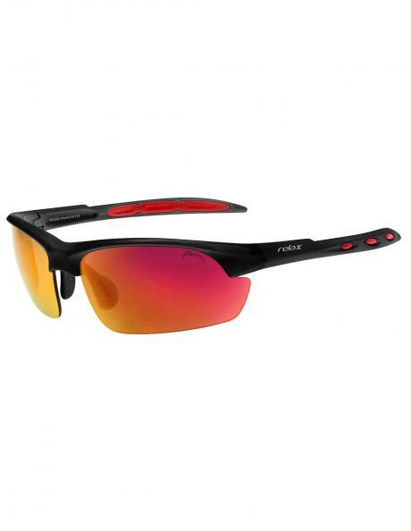 RELAX Спортивные очки PAVELL Black Артикул: R5406A