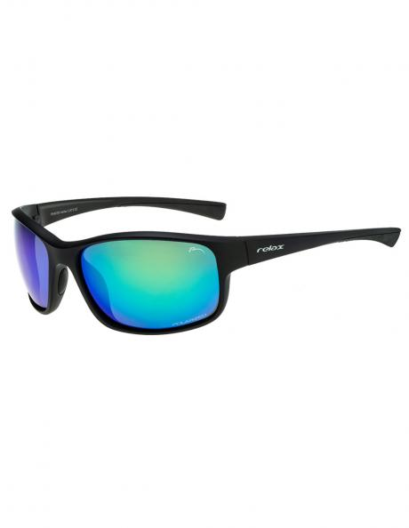 RELAX Спортивные очки HELLIAR Black Артикул: R5407B