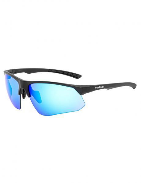 RELAX Спортивные очки WIRRAL Black Артикул: R5408D