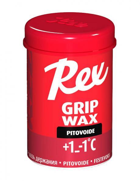 REX Мазь держания, красная(+1/-1) Артикул: rex-131