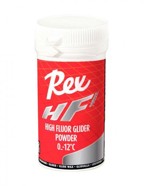 REX Высокофторовый парафин в виде порошка  460 HF Glider Powder(0/-12) Артикул: rex-19460