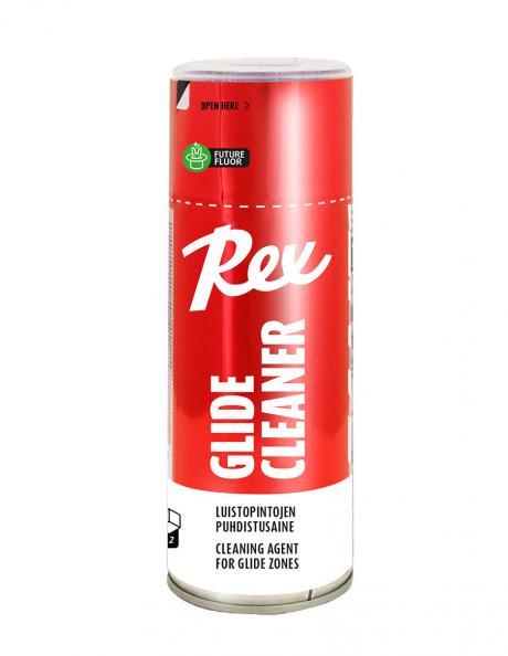 REX Фторовая смывка для зоны скольжения FLUOR GLIDE CLEANER, 170 мл Артикул: rex-21511