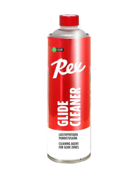 REX Фторовая смывка для зоны скольжения FLUOR GLIDE CLEANER, 500 мл Артикул: rex-215111