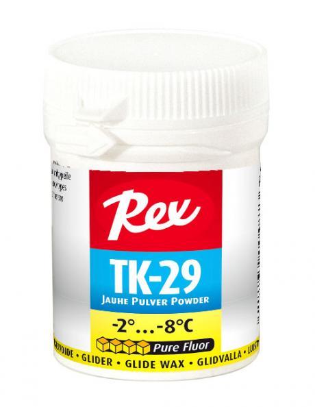 REX Фторовый порошок  TK-29 Fluor Powder(-2/-8) Артикул: rex-490