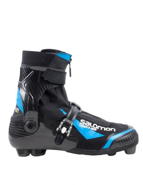 SALOMON Лыжные ботинки CARBON SKATE LAB Артикул: L38206700