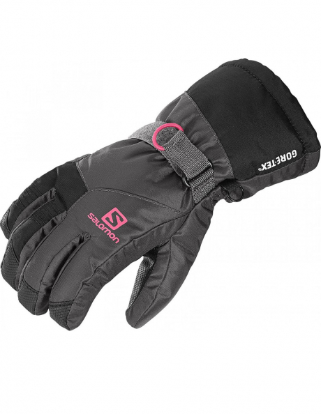 SALOMON Перчатки горнолыжные ODYSSEY GTX JR GALET Артикул: L37603100