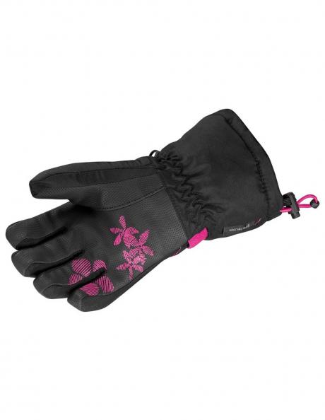 SALOMON Лыжные перчатки ODYSSEY GTX JR GALET Артикул: L37603100