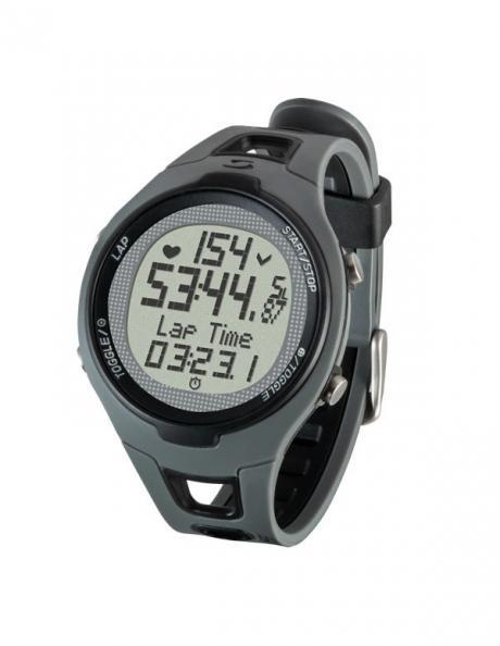 SIGMA Спортивные часы PC-15.11 BLACK Артикул: SIG21514