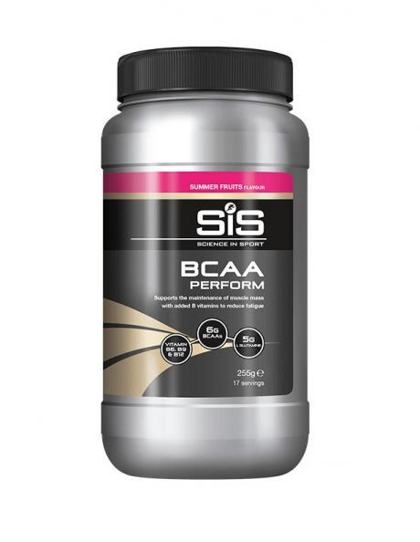 SIS Аминокислоты BCAA PERFORM летние фрукты, 255 г Артикул: 5025324001705